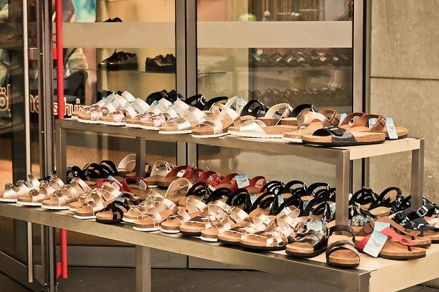 Which shoe will you choose?