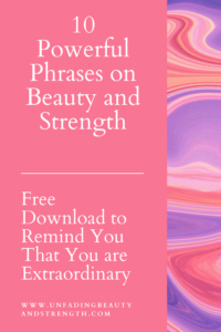 Download on beauty and strength