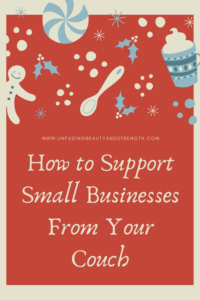 How to Support Small Business Pinterest Pin