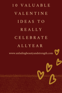 Valentine Ideas Post